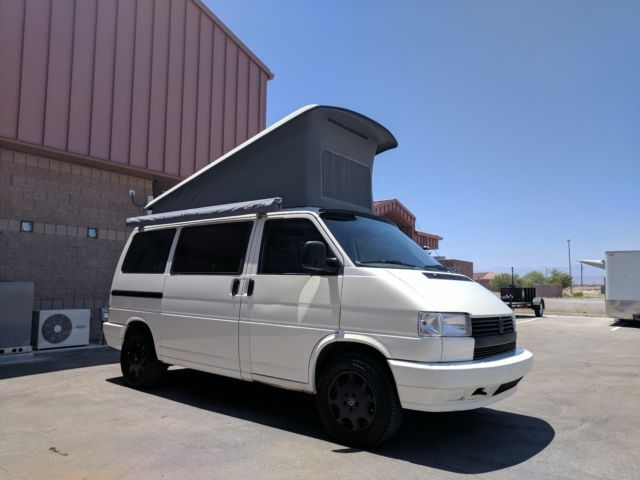 1993 vw eurovan mv weekender westfalia tdi for sale photos