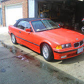 1994 BMW 3-Series Factory sport with some M equipment