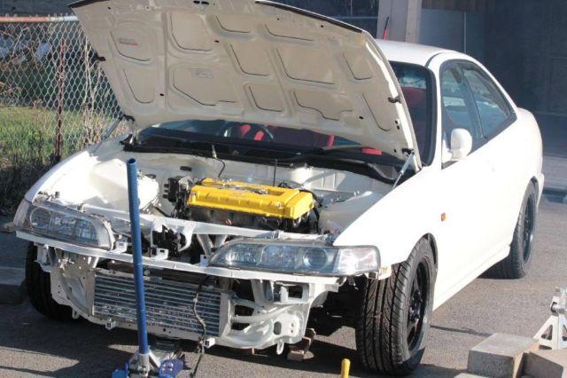 Worksheet. 1994 Acura Integra Type R  GSR for sale photos technical