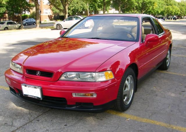 1994 Acura Legend Leather