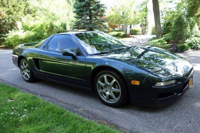 1994 Acura NSX, Brooklands Green Pearl, 5 Speed, #272 for ...