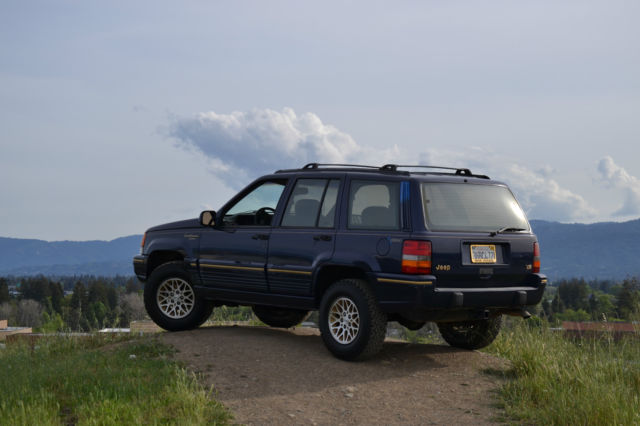 1994 Jeep Grand Cherokee heavy duty TOW package