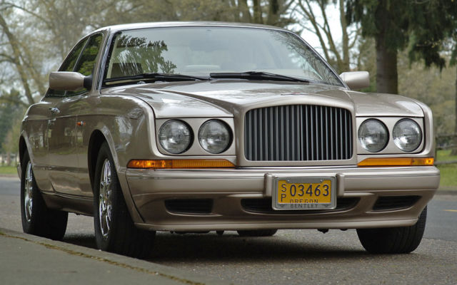 1994 Bentley Turbo R : Rare Continental R :