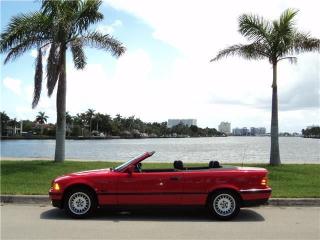 1994 BMW 3-Series 318iC CONVERTIBLE LOW MILES ONE OWNER MUST SELL