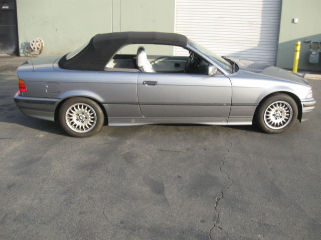 1994 BMW 3-Series 325Ci CONVERTIBLE AUTOMATIC