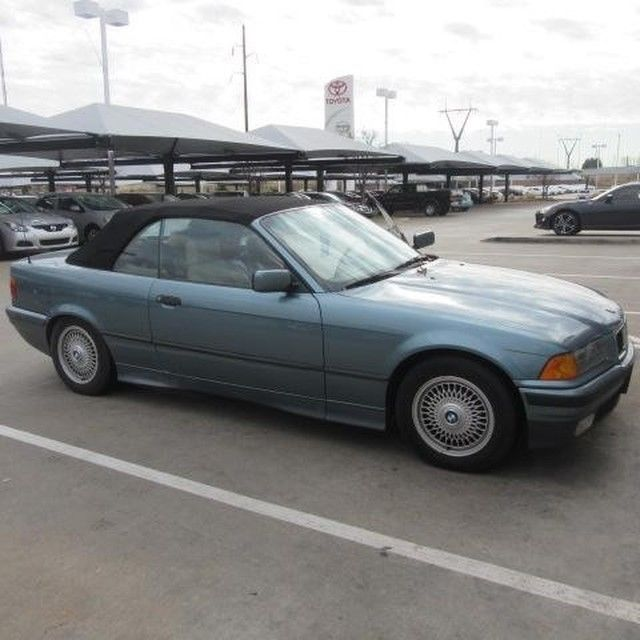 1994 BMW 3-Series 325iC CONVERTIBLE HARD TO FIND