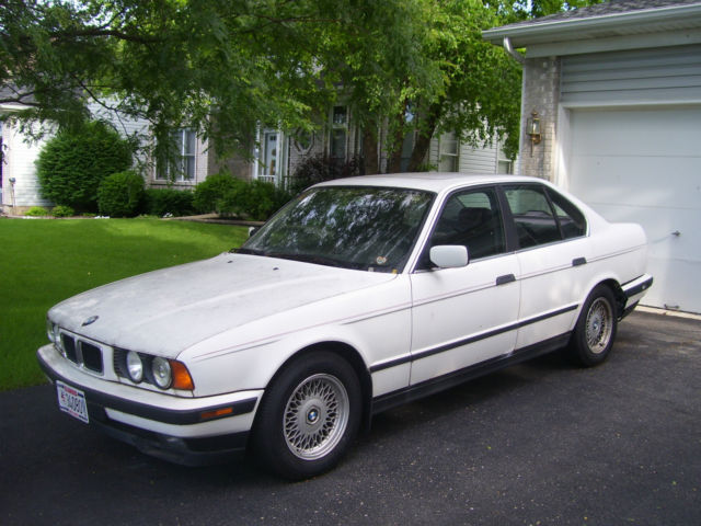 1994 bmw 540i base sedan 4 door 4 0l for sale photos. Black Bedroom Furniture Sets. Home Design Ideas