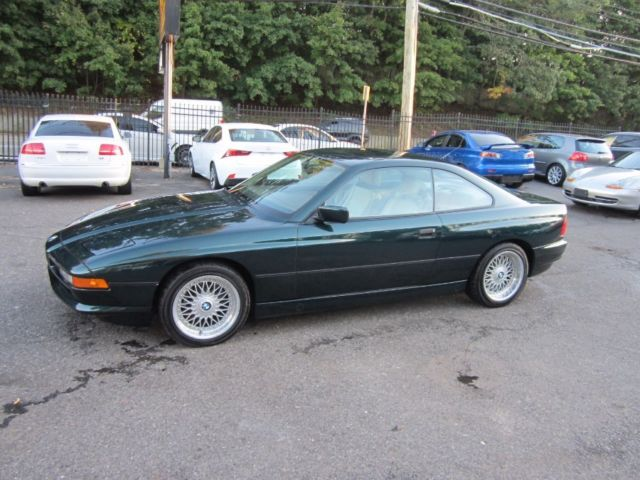 1994 BMW 8 Series 2dr Coupe Auto 840Ci