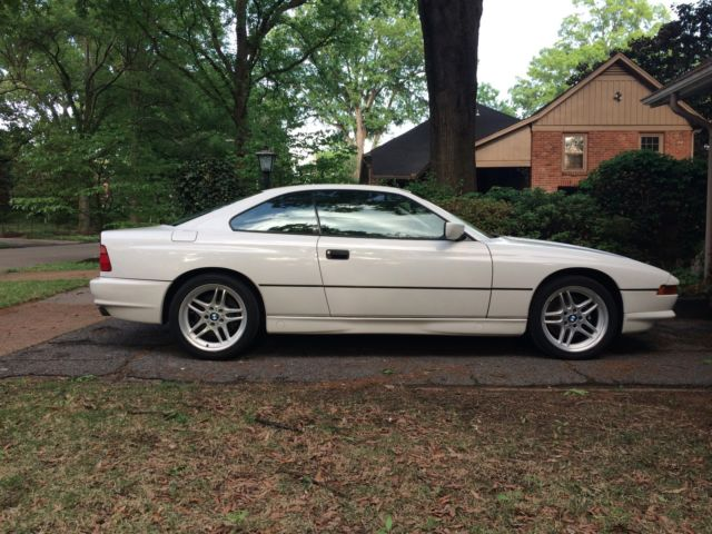 1994 Bmw 840ci 8