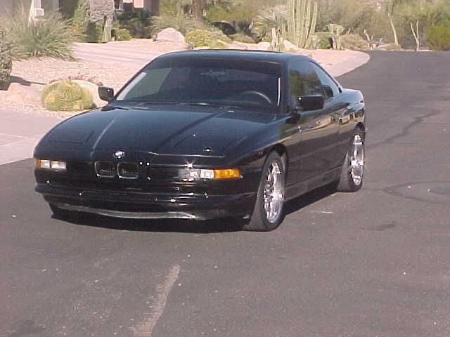 1994 BMW 8-Series SPORT COUPE