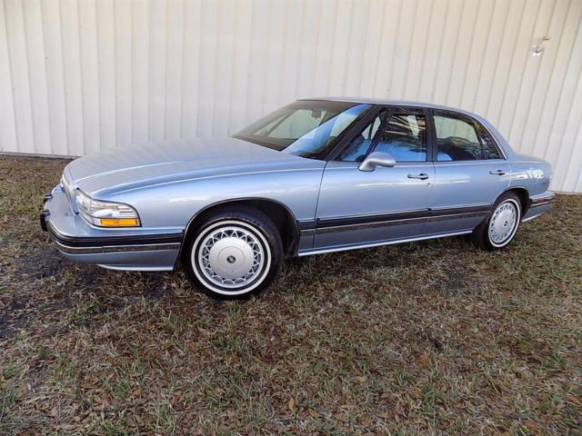1994 buick lesabre limited 56k 100 clean carfax accident free automatic 4 door for sale photos. Black Bedroom Furniture Sets. Home Design Ideas
