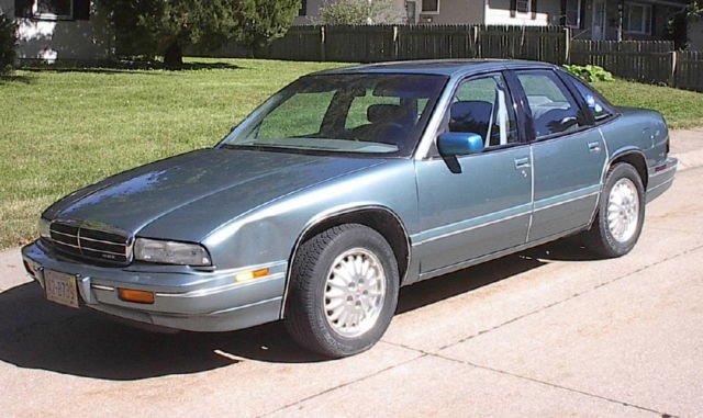 1994 Buick Regal Custom