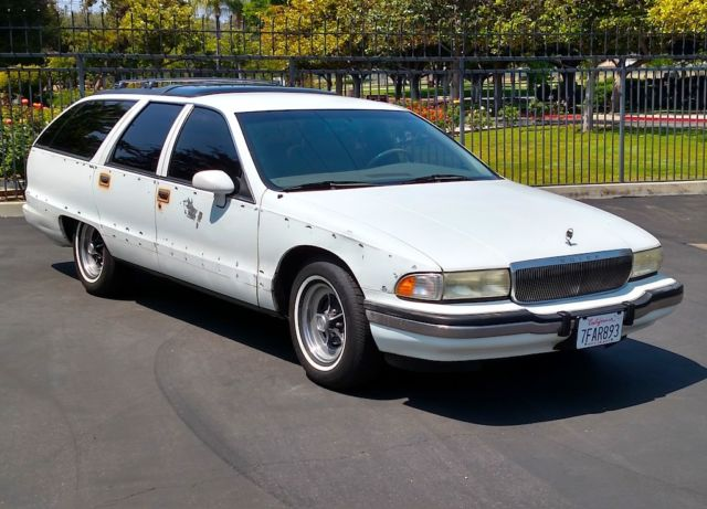 1994 Buick Roadmaster luxury Estate wagon