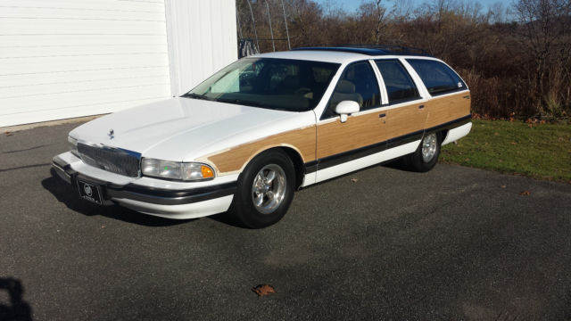 1994 Buick Roadmaster Estate Wagon 4-Door