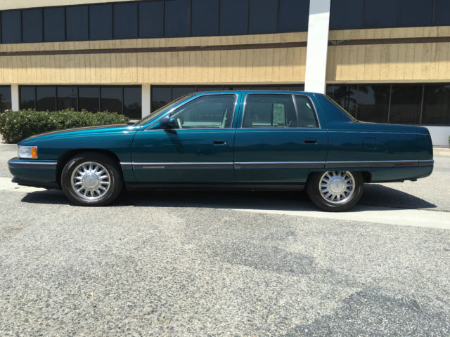 Cadillac Deville Concours Excellent Condition K Miles Immaculate Int