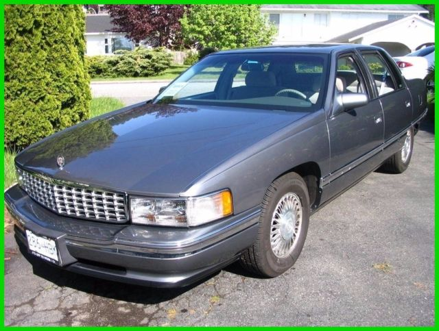 1994 cadillac deville used 4 9l v8 16v automatic fwd sedan for sale photos technical. Black Bedroom Furniture Sets. Home Design Ideas