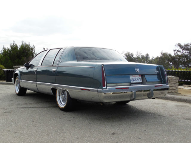 1994 cadillac fleetwood for sale photos technical specifications. Cars Review. Best American Auto & Cars Review