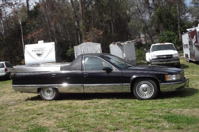 1994 Cadillac Fleetwood Hearse