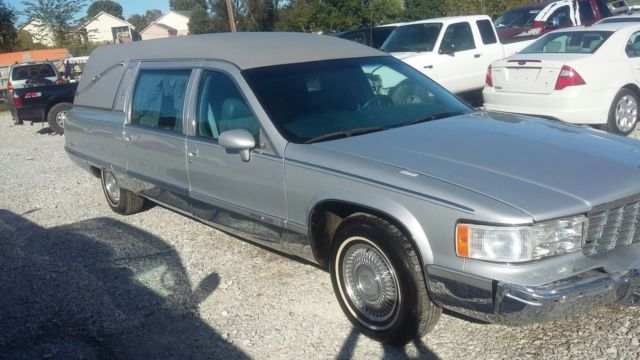 1994 Cadillac Fleetwood Commercial chassis