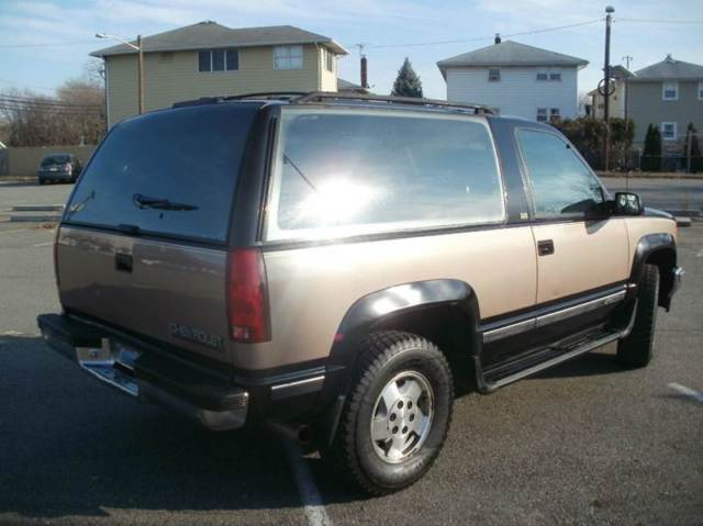 1994 Chevrolet Blazer Silverado 2dr 4wd Suv 162 000 Miles