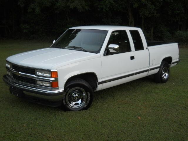 1994 Chevrolet C-1500 Silverado Extended Cab for sale ...
