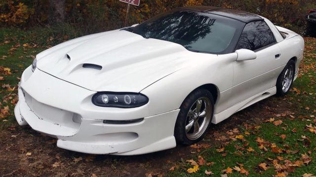 1994 Chevrolet Camaro Lt4 Slp V8 330hp 1998 2002 Low Miles Z28 T Tops Bodykit