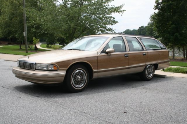 1994 chevrolet caprice classic 5 7l 4 door station wagon like 1995 1996 for sale photos technical specifications description topclassiccarsforsale com