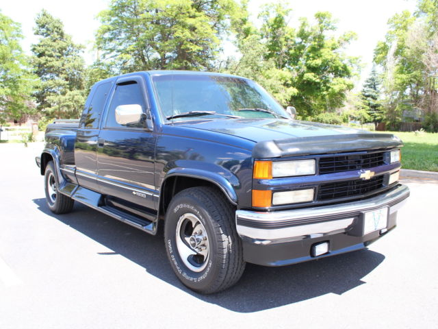 1994 Chevrolet C K 1500 Show Truck Usa One Owner Only 30k Original Miles