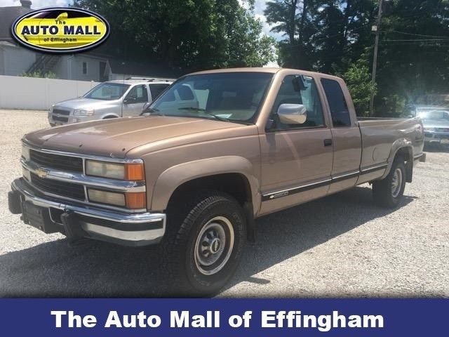 1994 Chevrolet C/K Pickup 2500 Ext. Cab Long Bed 4WD