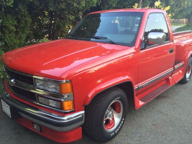 1994 Chevrolet C K Pickup 1500 Made By Show Trucks Usa Aka Regency 350ss C10 S