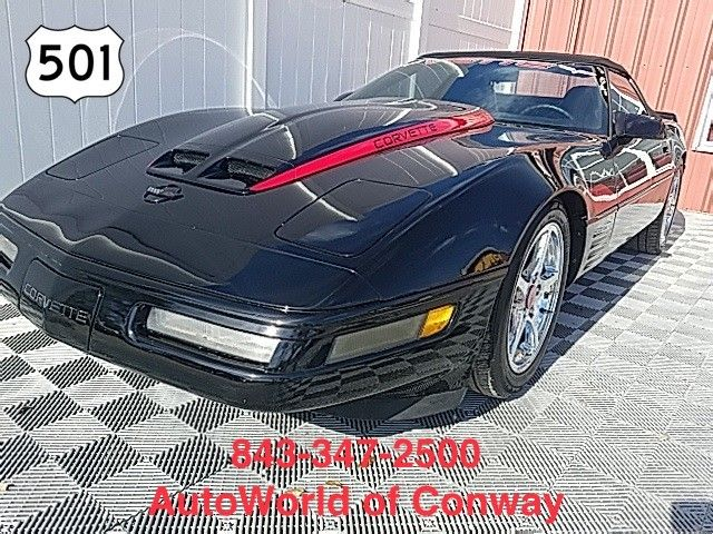 1994 Chevrolet Corvette Base Convertible 2-Door