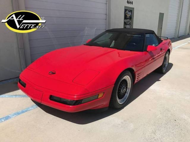 1994 Chevrolet Corvette Base 2dr Convertible