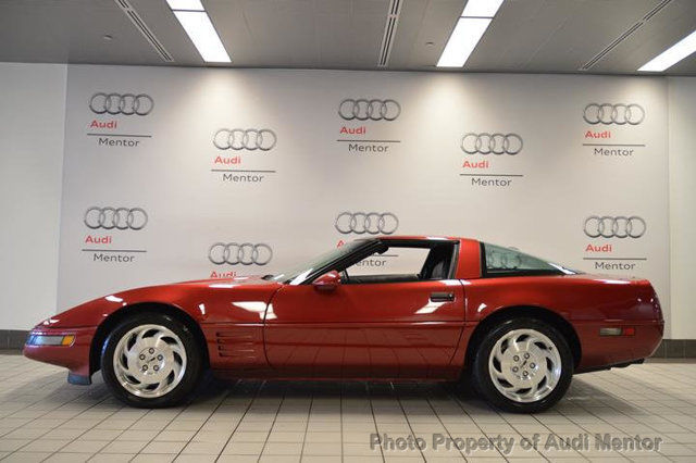 1994 Chevrolet Corvette 2dr Coupe Hatchback