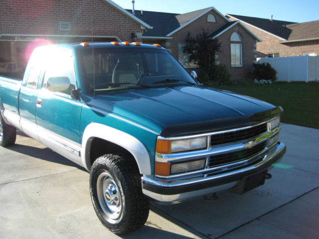 1994 Chevrolet C/K Pickup 2500 Heavy Duty 2500 3/4 Ton