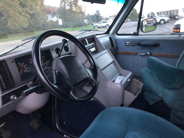 1994 chevy van parts