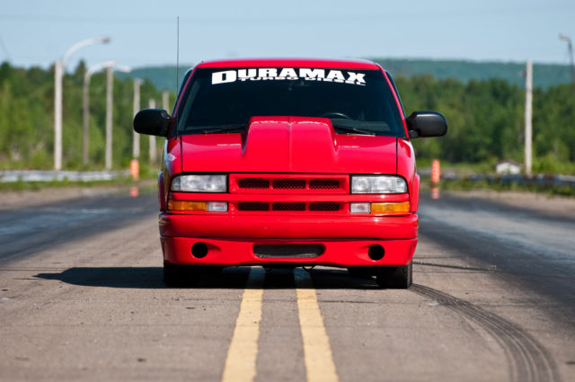 1994 Chevrolet S-10 Extended Cab