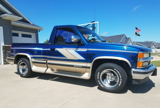 1994 Chevrolet Silverado 1500 Custom Factory Conversion