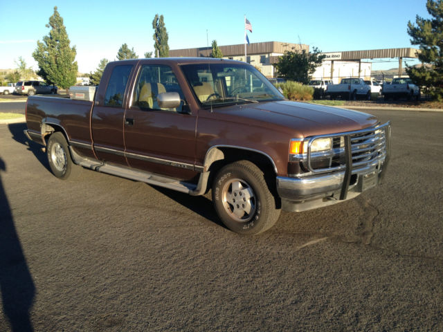 1994 chevy 1500 extracab 4x4 6 5 turbo diesel 30 day. Black Bedroom Furniture Sets. Home Design Ideas
