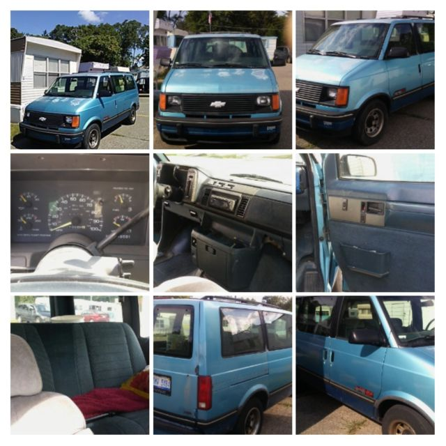 Chevy Astro Van For Sale Photos Technical Specifications Descriptionrhtopclassiccarsforsale: 1994 Chevy Astro Van Fuel Pump Location At Gmaili.net
