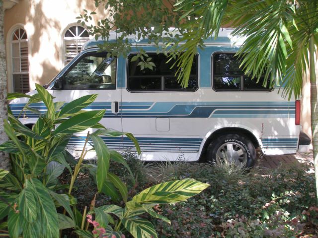 1994 Chevrolet Astro CUSTOM CONVERSION