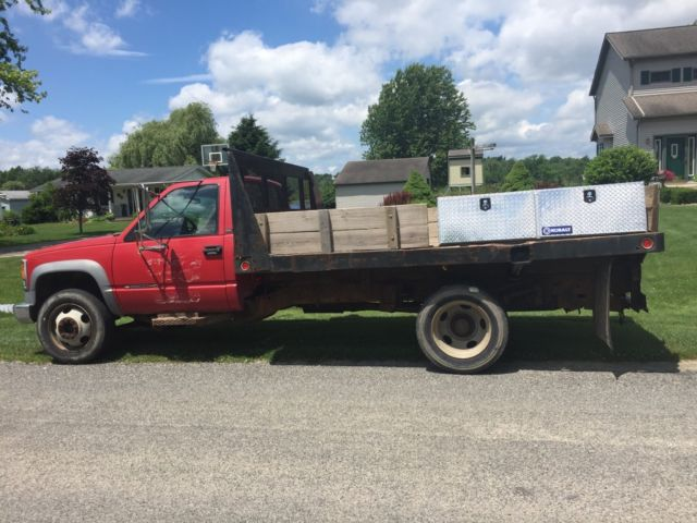 1994 Chevrolet C/K Pickup 3500 HD