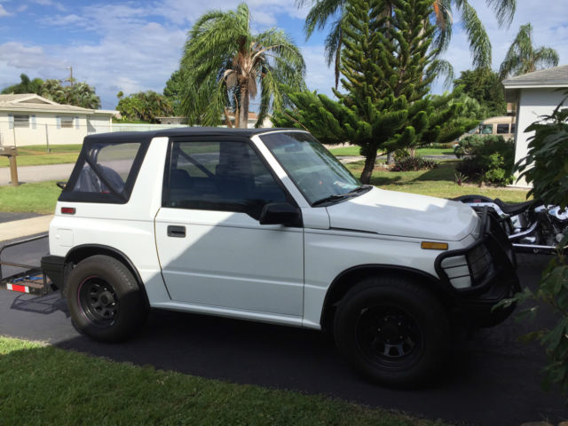 1994 Chevy Geo Tracker Convertable Beach Buggy For Sale