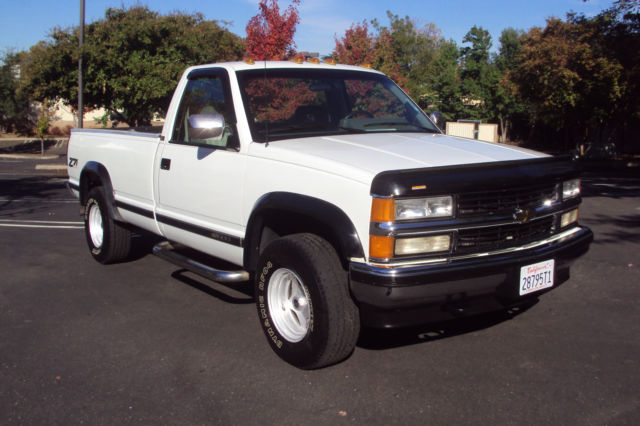 1994 chevy silverado 4x4 95k miles 49 pics for sale photos technical specifications description. Black Bedroom Furniture Sets. Home Design Ideas