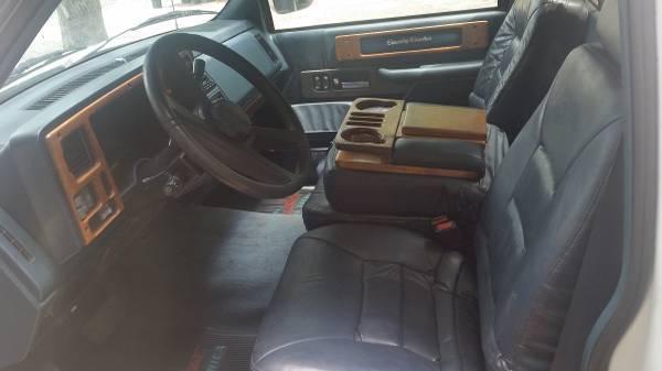 Trucks Under 20000 >> 1994 Chevy Silverado Country Coach Custom for sale: photos, technical specifications, description