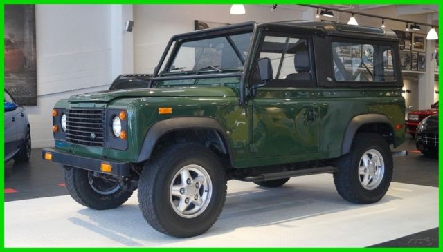 1994 Land Rover Defender 90 D90