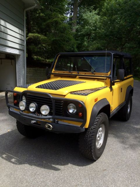 1994 Land Rover Defender base