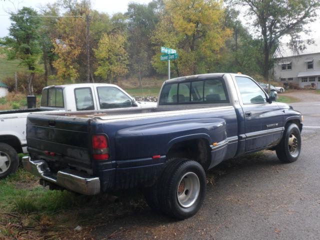 1994 dodge ram 3500 base standard cab pickup 2 door 8 0l for sale photos technical. Black Bedroom Furniture Sets. Home Design Ideas