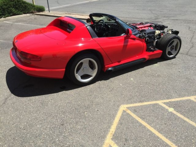 1994 Dodge Viper *LOW RESERVE