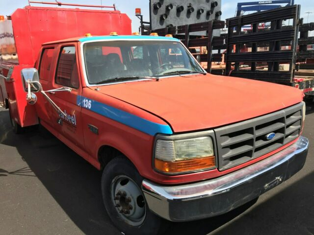 1994 f 350 work truck havant been used in 3 years,runs good but transmission bad
