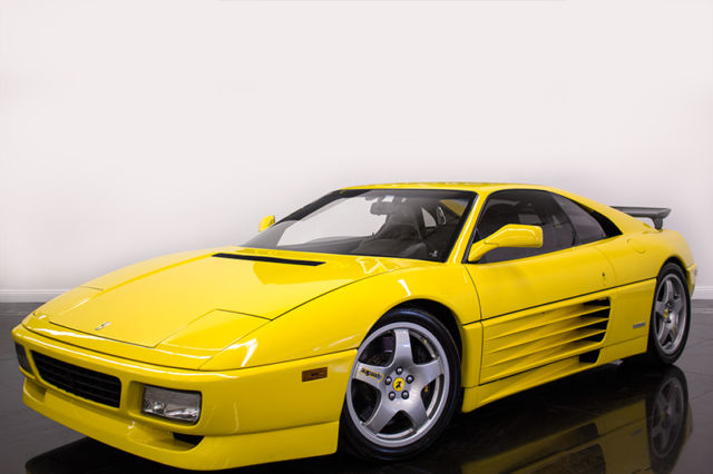 1994 Ferrari 348 CHALLENGE TWIN-TURBO